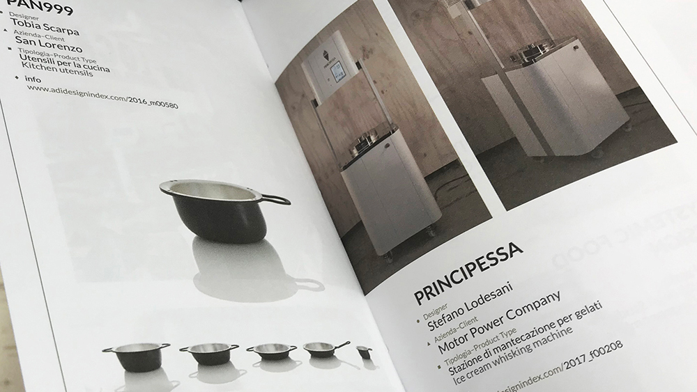design principessa mantecatore mantecatrice batch freezer